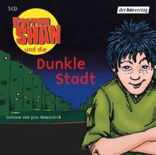 Dunkle Stadt. 5 CDs
