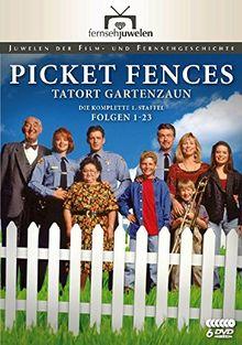 Picket Fences - Tatort Gartenzaun: Die komplette 1. Staffel (Fernsehjuwelen) [6 DVDs]