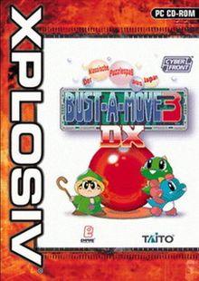Bust-A-Move 3 DX [Xplosiv]