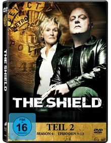 The Shield - Season 4, Vol.2 [2 DVDs]