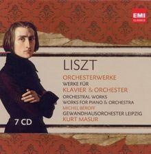Orchesterwerke & Konzerte