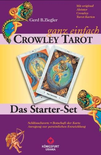 Crowley Tarot Karten