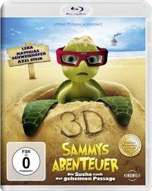 Sammys Abenteuer - Die Suche nach der geheimen Passage 3D [Blu-ray]