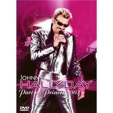 JOHNNY HALLYDAY-PARC DES PRINCES 2003 -DVD-