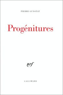 Progénitures (Hors Série)