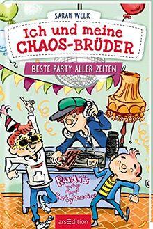 Ich und meine Chaos-Brüder - Beste Party aller Zeiten (Ich und meine Chaos-Brüder 3)