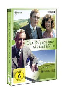 Der Doktor und das liebe Vieh - Staffel 1 [4 DVDs]