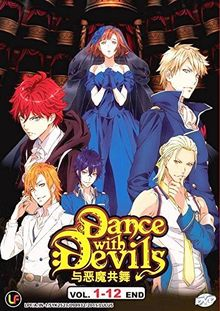 DANCE WITH DEVILS DVD (VOL.1-12 END) Animation Series - Japanese Anime / English Subtitle All Region
