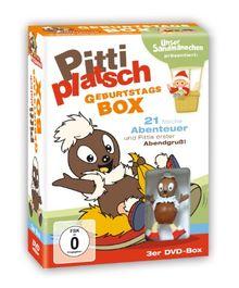 Pittiplatsch Geburtstagsbox (limited Edition) [3 DVDs]