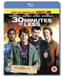 30 Minutes or Less [Blu-ray] [UK Import]