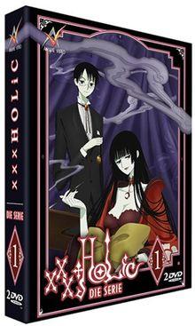 xxxHolic - Die Serie, Vol. 1 (2 DVDs)