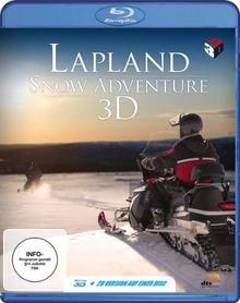 Lapland Snow Adventure 3D (Blu-ray 3D)