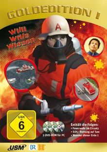 Willi wills wissen - Goldedition 1 (3 DVD-ROMs)