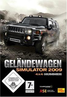 Geländewagen-Simulator 2009 DVD-Box