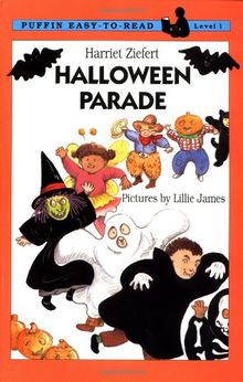 The Halloween Parade: Level 1 (Easy-to-Read, Puffin)
