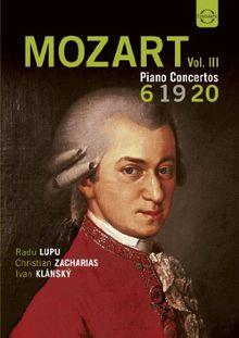 Mozart - Great Piano Concertos Vol. 3