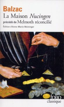 La Maison Nucingen - Melmoth réconcilié (Folio Classique)
