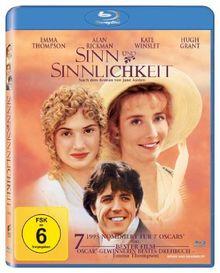 Sinn und Sinnlichkeit [Blu-ray]