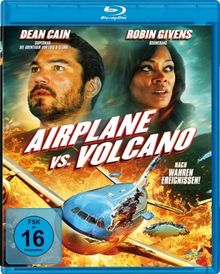 Airplane vs. Volcano [Blu-ray]