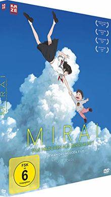 Mirai - Das Mädchen aus der Zukunft - Deluxe Edition (Limited Edition)
