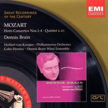 Great Recordings Of The Century - Mozart (Hornkonzerte)