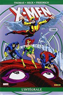 X-Men l'Intégrale : 1968