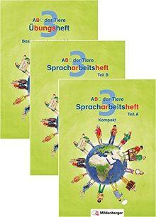 ABC der Tiere 3 – Spracharbeitsheft Kompakt: Förderausgabe