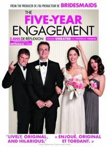 The Five-Year Engagement [DVD] (2012) Jason Segel; Emily Blunt; Chris Pratt