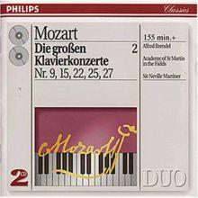 Duo - Mozart (Die großen Klavierkonzerte)