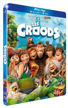 Les croods [Blu-ray] [FR Import]
