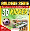 Goldene Serie. 3D- Kicker. CD- ROM für Windows 95
