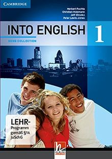 INTO ENGLISH 1 - SONG COLLECTION DVD