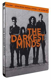 Darkest minds : rébellion 4k ultra hd [Blu-ray] [FR Import]