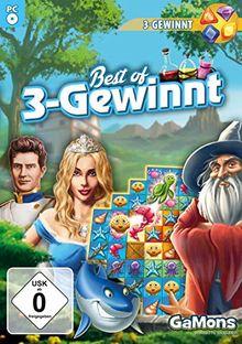 GaMons - Best of 3-Gewinnt (PC)