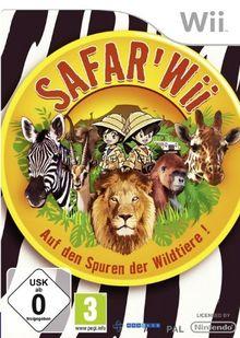 Safar' Wii - Wild Animals
