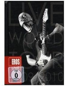 Eros Ramazzotti - 21.00: Eros Live World Tour 2009/2010 (+ Audio-CD) [2 DVDs]