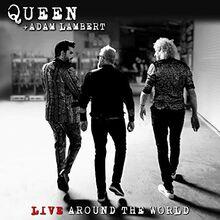 Live Around the World (CD+DVD)