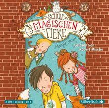 Die Schule der magischen Tiere, Band 1: Die Schule der magischen Tiere: 2 CDs
