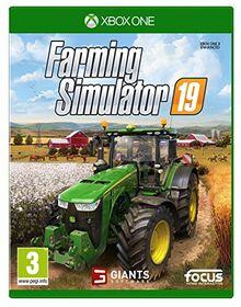 Focus Home Interactive - Farming Simulator 19 /Xbox One (1 GAMES)