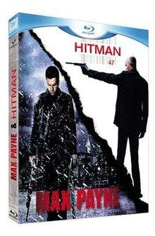Max payne ; hitman [Blu-ray]