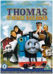 Thomas and the Magic Railroad [UK Import]
