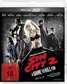 Sin City 2 - A Dame to kill for [3D Blu-ray]