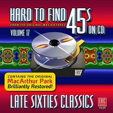 Hard to Find 45's on CD Vol.17