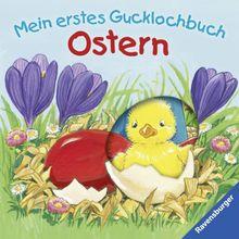 Mein erstes Gucklochbuch - Ostern: Ab 9 Monate