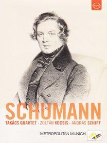 Schumann - Takacs Quartet - Recorded Excellence