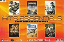 Hits Essentiels Collection 08 09 6 Jeux Complets sur 9DVD - PC - FR