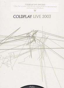 Coldplay - Live 2003 (+ CD) [Special Edition] [Limited Special Edition] [Limited Special Edition]