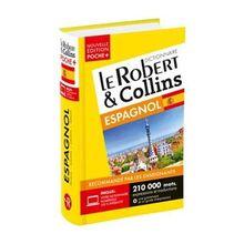 Le Robert & Collins poche+ Espagnol (R&C POCHE+ ESPAGNOL)