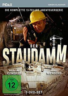 Der Staudamm / Die komplette 13-teilige Abenteuerserie (Pidax Serien-Klassiker) [2 DVDs]