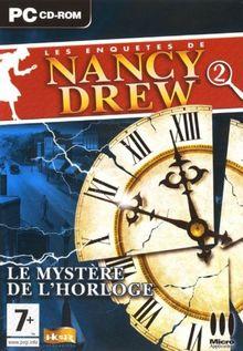 Les Enquêtes de Nancy Drew : Le Mystère de l'Horloge [FR Import]